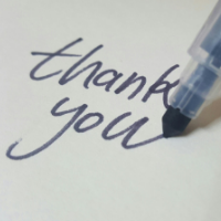 Gratitude in Business