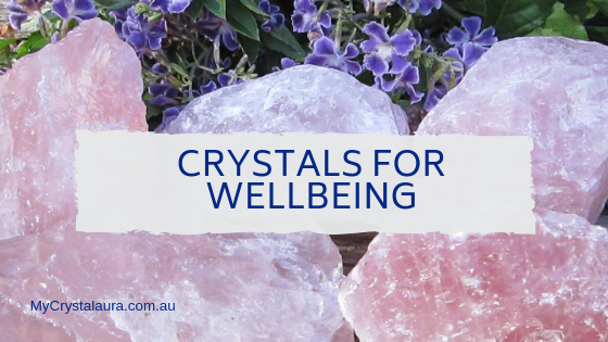 Crystals for Wellbeing