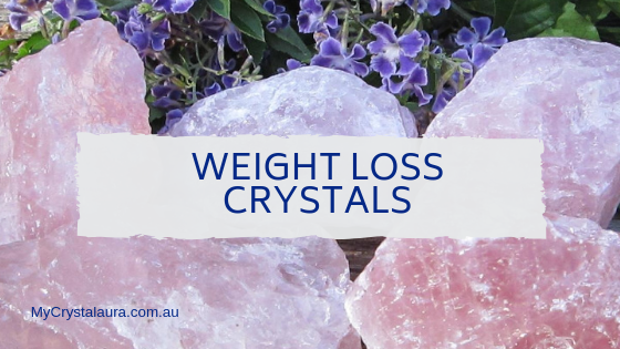 Weight Loss Crystals