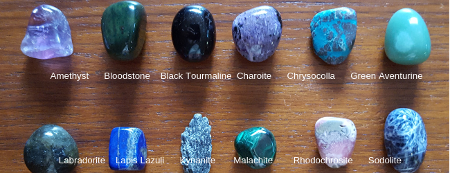 crystals for high blood pressure