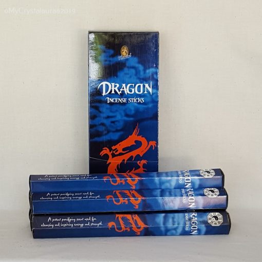 Dragon incense