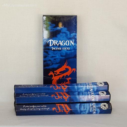 Dragon incense
