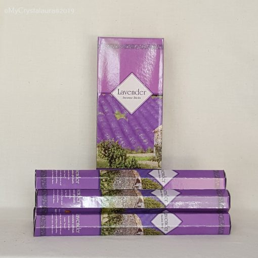 Lavender incense