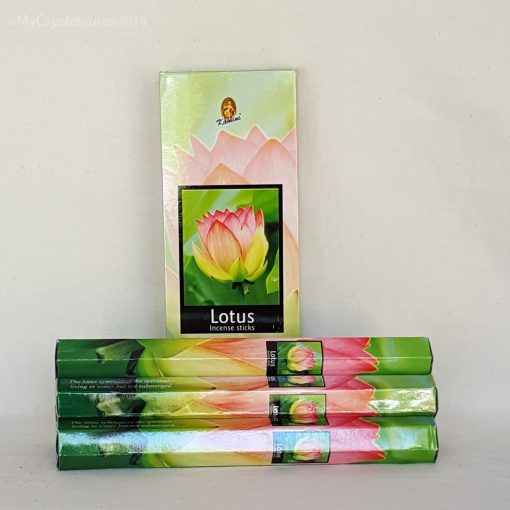 Lotus incense
