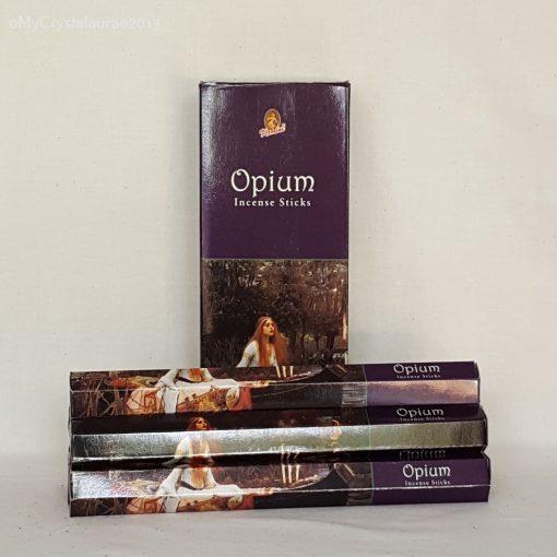 Opium incense