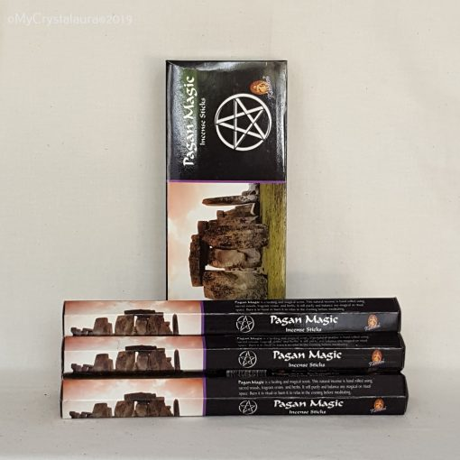 Pagan Magic incense