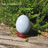 Angelite Egg