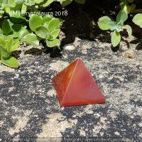 Carnelian Pyramid