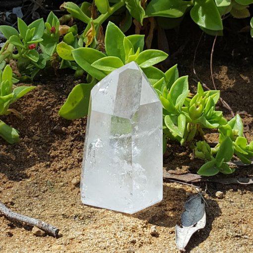 Clear Quartz Obelisk