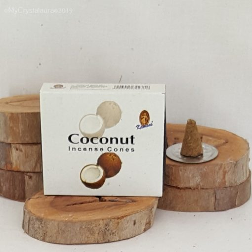 Coconut Incense Cones