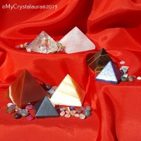 Crystal Pyramids - Healing Crystals - Buy Crystals Online