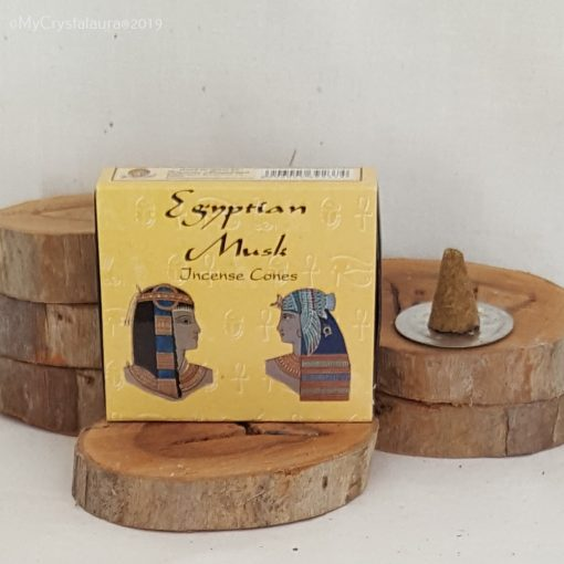 Egyptian Musk Incense Cones