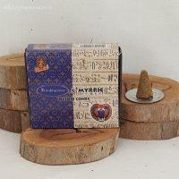 Frankincense & Myrrh Incense Cones