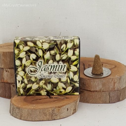 Jasmin Incense Cones