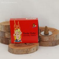 Lucky Lady Incense Cones