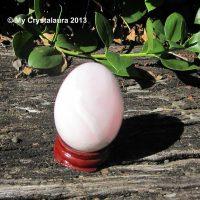 Mangano Calcite Egg