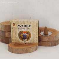Myrhh Incense Cones