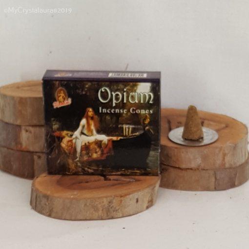Opium Incense Cones