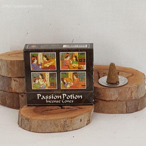 Passion Potion Incense Cones