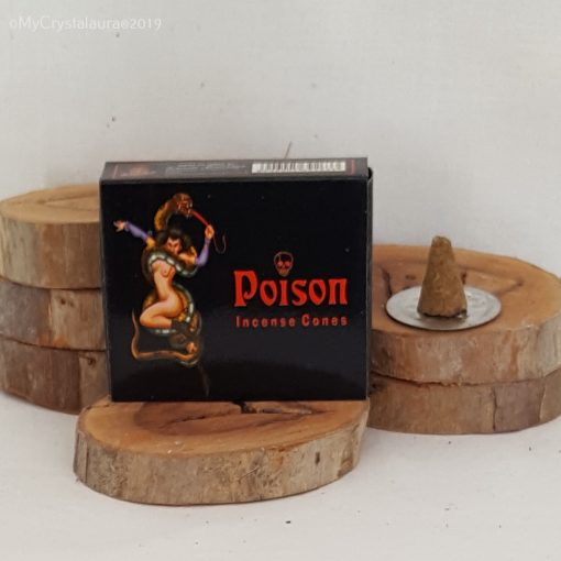 Poison Incense Cones