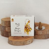 Puff the Magic Dragon Incense Cones