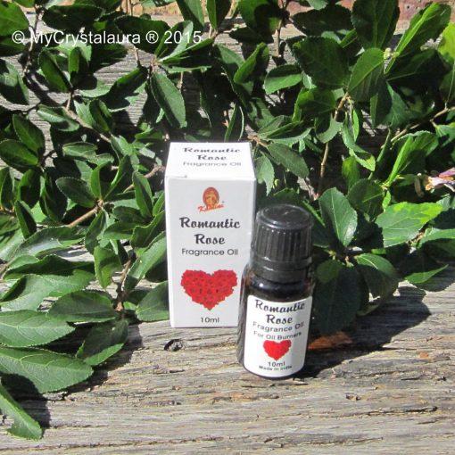 Romantic Rose Oil