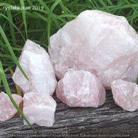 Rose Quartz - Buy Crystals Online - Healing Crystals