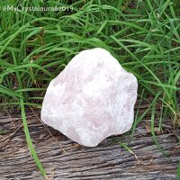 Rose Quartz Rough Piece
