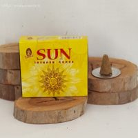 Sun Incense Cones