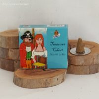 Treasure Chest Incense Cones