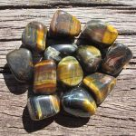 Variegated Tiger Eye