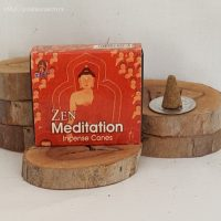 Zen Meditation Incense Cones