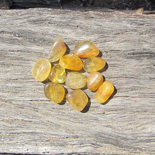 Yellow Fluorite