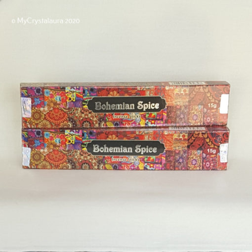 Bohemian Spice Incense