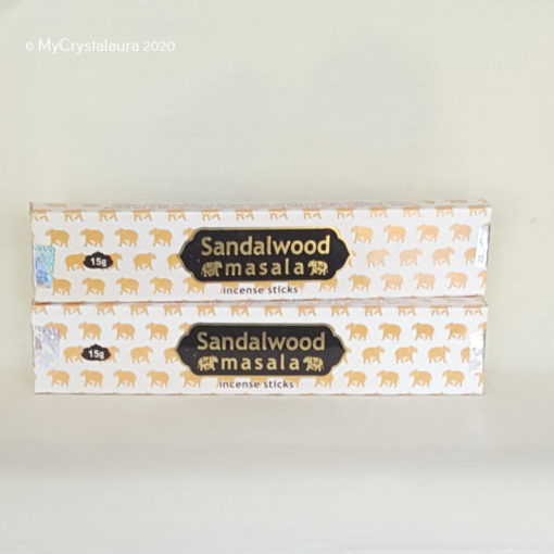 Sandalwood Masala Incense