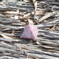 Lepidolite Pyramid