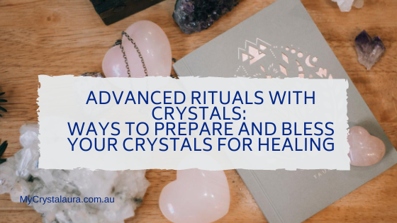 rituals with crystals